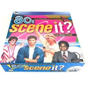 80s SCENE IT? The DVD Game